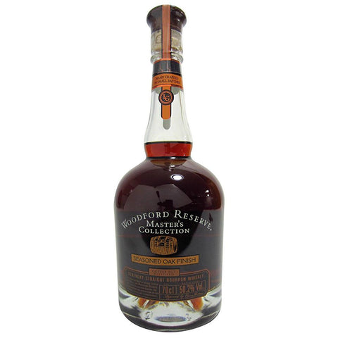 Woodford Reserve Master's Collection No. 04 Seasoned Oak Finish Kentucky Straight Bourbon | De Wine Spot - Curated Whiskey, Small-Batch Wines and Sakes