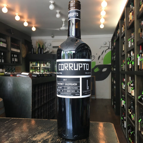 Laurent Family Vineyard Valle del Maipo Corrupto - De Wine Spot | Curated Whiskey, Small-Batch Wines and Sakes