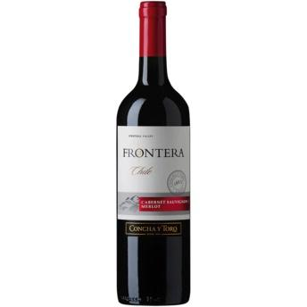 Frontera Cabernet Sauvignon Merlot - De Wine Spot | Curated Whiskey, Small-Batch Wines and Sakes