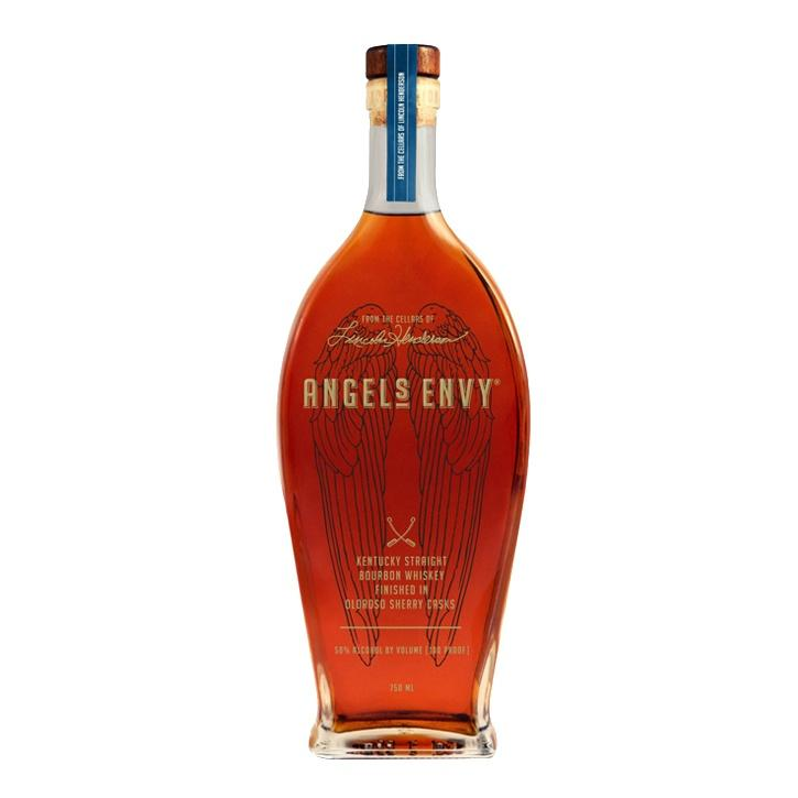 Angel's Envy Kentucky Straight Bourbon Whiskey Finished in Oloroso Sherry Casks - De Wine Spot | Curated Whiskey, Small-Batch Wines and Sakes