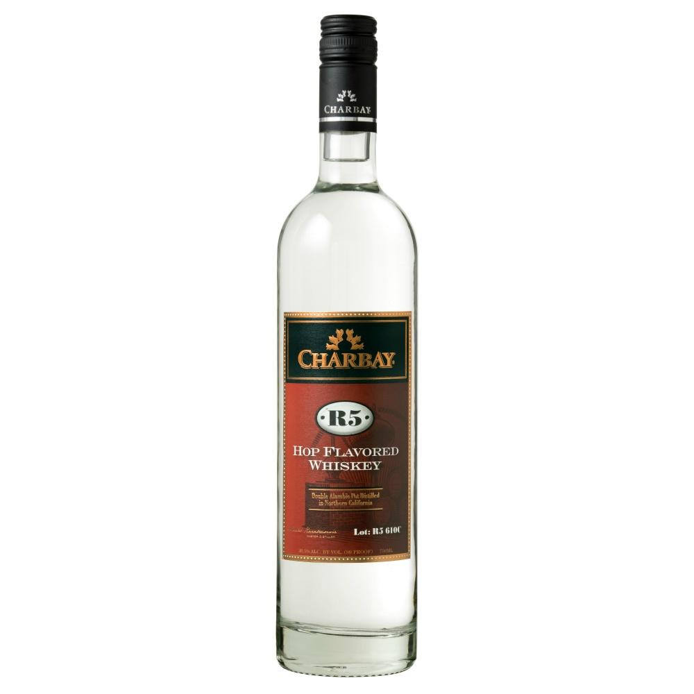 Charbay R5 Clear Hop-Flavored Whiskey - De Wine Spot | Curated Whiskey, Small-Batch Wines and Sakes