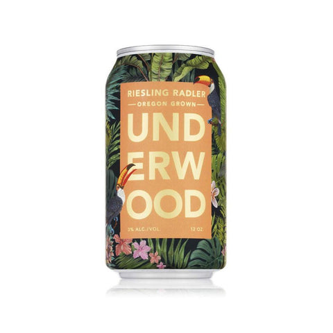 Underwood Riesling Radler Can - De Wine Spot | Curated Whiskey, Small-Batch Wines and Sakes