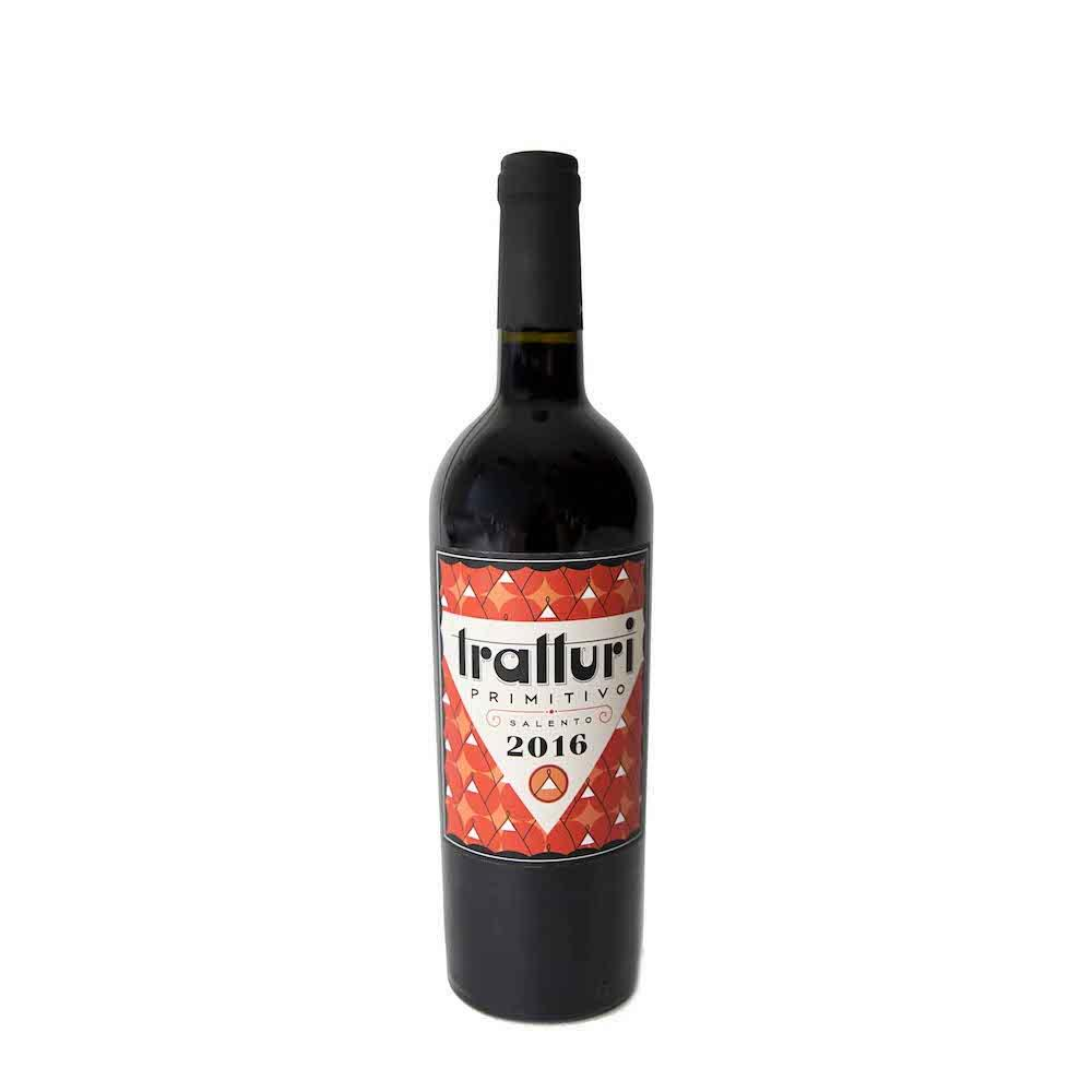 Tratturi Salento Primitivo - De Wine Spot | Curated Whiskey, Small-Batch Wines and Sakes