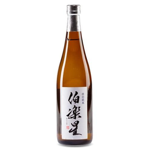 "Hakurakusei ""Legend Of The Stars"" Tokubetsu Junmai Sake - De Wine Spot 