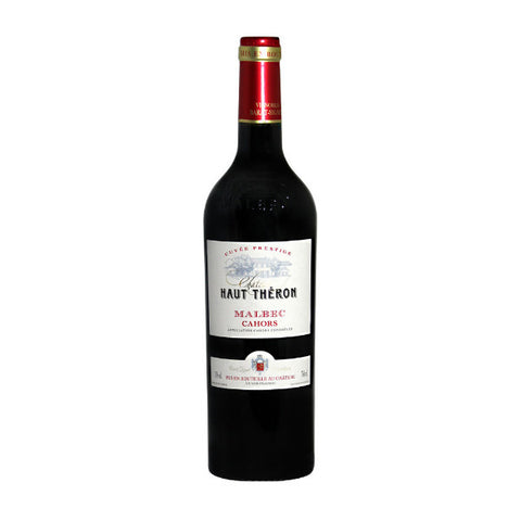 Chateau Haut Theron Cuvee Prestige Cahors Malbec - De Wine Spot | DWS - Drams/Whiskey, Wines, Sake