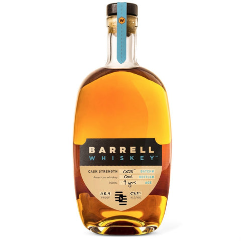 Barrell Whiskey Batch #005 - De Wine Spot | Curated Whiskey, Small-Batch Wines and Sakes