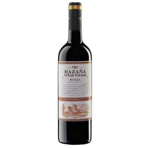 Bodegas Abanico Hazana Vinas Viejas Rioja - De Wine Spot | Curated Whiskey, Small-Batch Wines and Sakes