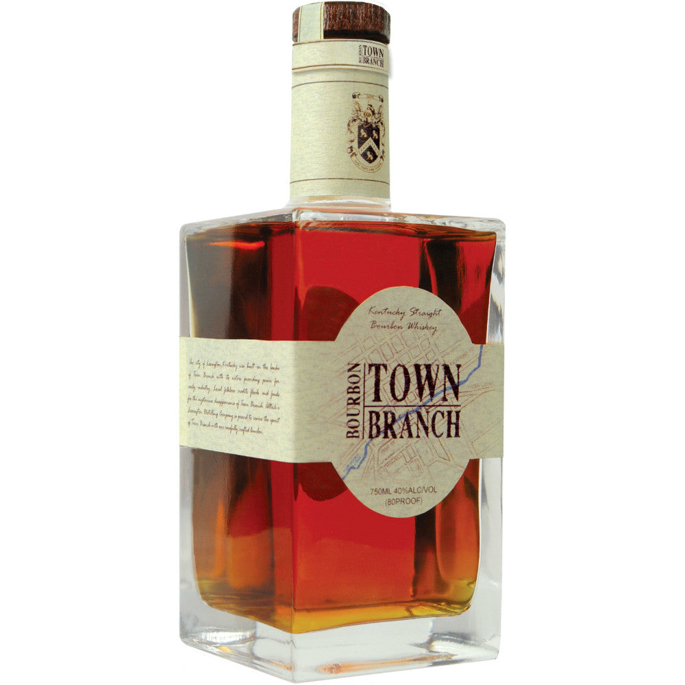 Town Branch Kentucky Straight Bourbon Whiskey De Wine Spot Curated Whiskey Small Batch Wines And Sakes