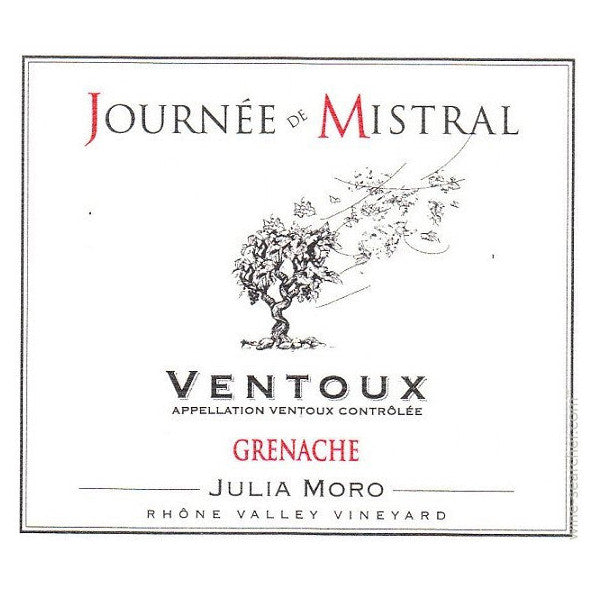 Journee De Mistral Cotes Du Ventoux Grenache | De Wine Spot - Curated Whiskey, Small-Batch Wines and Sakes