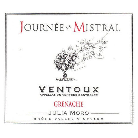 Journee De Mistral Cotes Du Ventoux Grenache - De Wine Spot | Curated Whiskey, Small-Batch Wines and Sakes