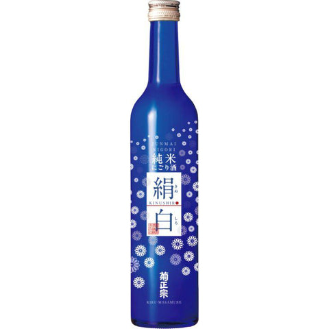 Kiku-Masamune Kinushiro Junmai Nigori Sake - De Wine Spot | Curated Whiskey, Small-Batch Wines and Sakes