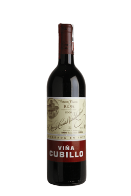 Lopez de Heredia Cubillo Crianza - De Wine Spot | Curated Whiskey, Small-Batch Wines and Sakes