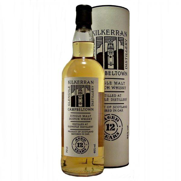 Kilkerran 12 Year Old Single Malt Scotch Whiskey | De Wine Spot - Curated Whiskey, Small-Batch Wines and Sakes