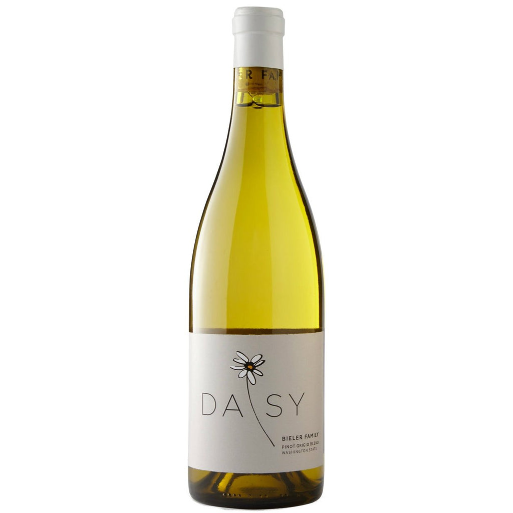 "Bieler Family ""Daisy"" Columbia Valley Pinot Grigio - De Wine Spot 