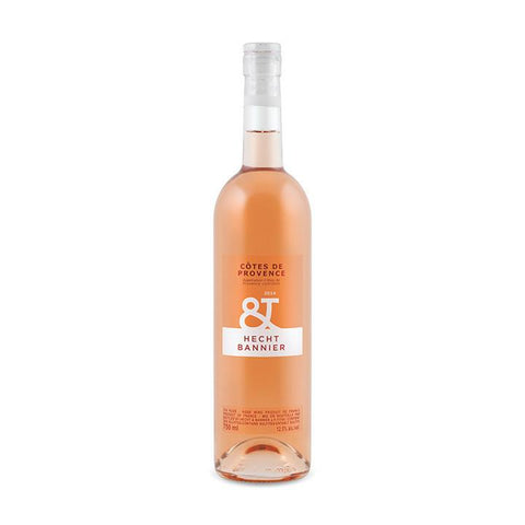 Hecht & Bannier Cotes de Provence Rose - De Wine Spot | Curated Whiskey, Small-Batch Wines and Sakes