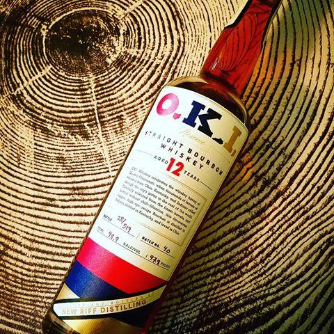 O.K.I. 12 Year Old Straight Bourbon Whiskey - De Wine Spot | Curated Whiskey, Small-Batch Wines and Sakes