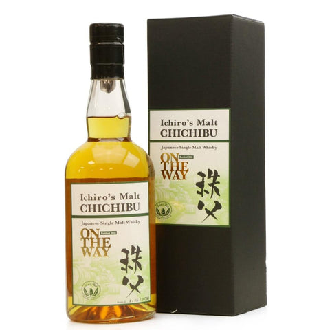 "Chichibu Ichiro's Malt ""On The Way"" Single Malt Whisky - De Wine Spot 