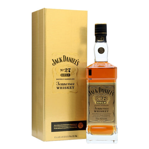 Jack Daniel's Gold Double Barreled Tennessee Whiskey