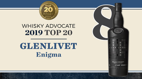 "Glenlivet ""Enigma"" Single Malt Scotch Whisky - De Wine Spot 