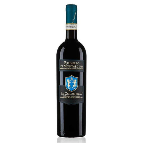 La Colombina Brunello Di Montalcino | De Wine Spot - Curated Whiskey, Small-Batch Wines and Sakes