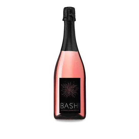 Bash! California Rose Sparkling - De Wine Spot | Curated Whiskey, Small-Batch Wines and Sakes