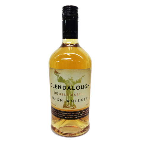Glendalough Double Barrel Irish Whiskey - De Wine Spot | Curated Whiskey, Small-Batch Wines and Sakes