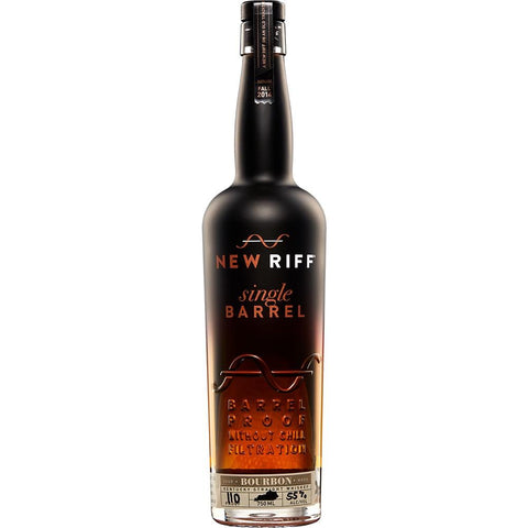 New Riff Single Barrel Straight Bourbon Whiskey - De Wine Spot | Curated Whiskey, Small-Batch Wines and Sakes