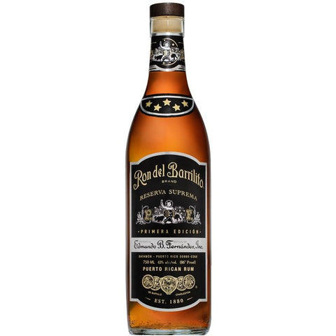 Ron del Barrilito 5 Star Rum