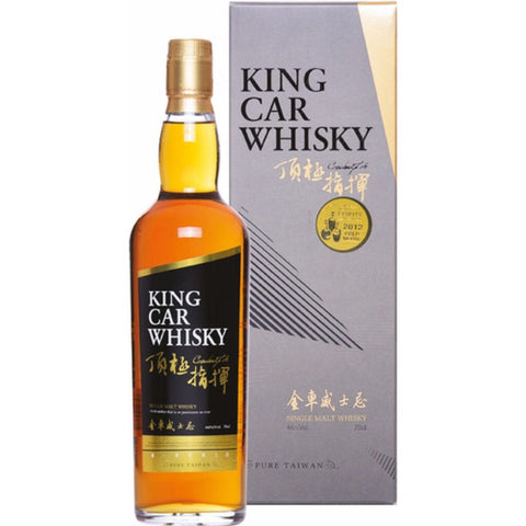 Kavalan King Car Conductor Single Malt Whisky - De Wine Spot | Curated Whiskey, Small-Batch Wines and Sakes