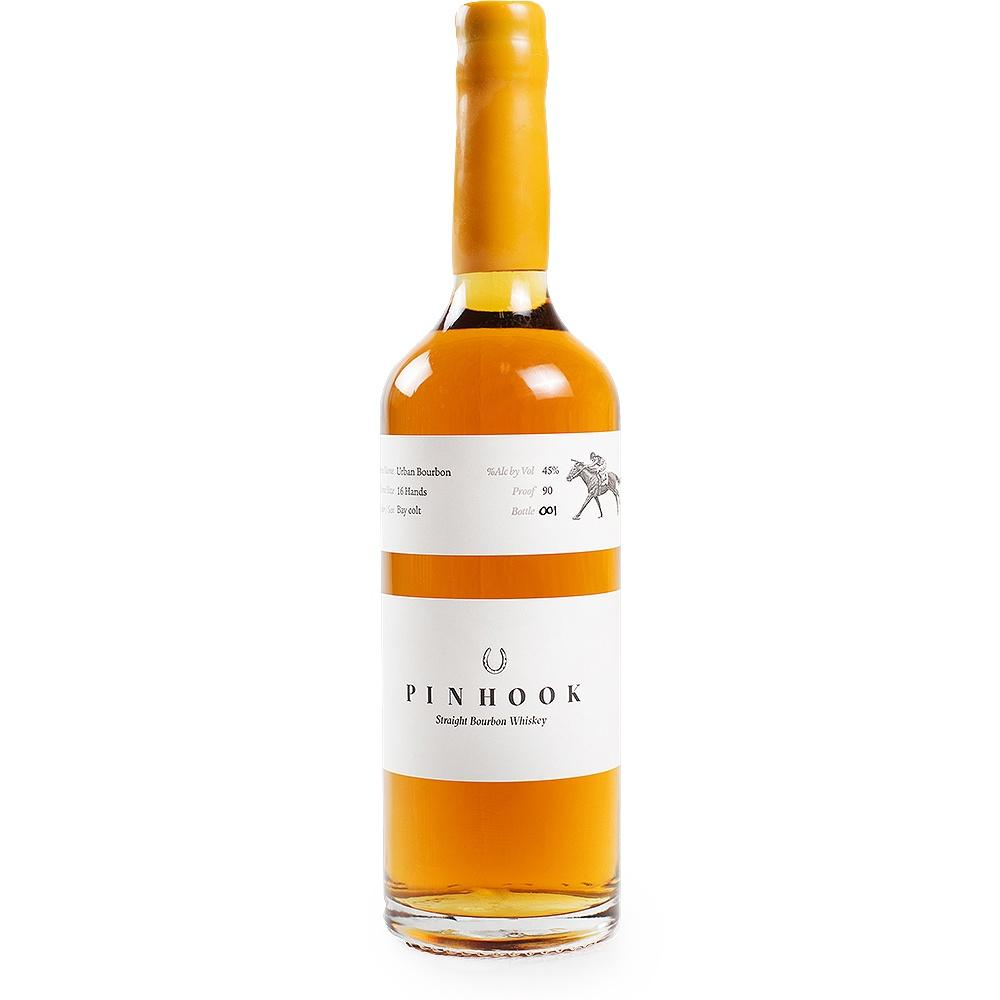"Pinhook Straight Bourbon Whiskey No. 5 ""Urban Bourbon"" 