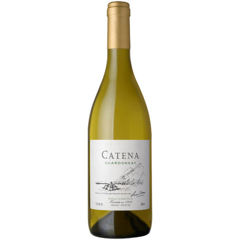 Bodega Catena Zapata High Mountain Vines Chardonnay - De Wine Spot | Curated Whiskey, Small-Batch Wines and Sakes