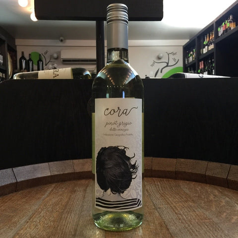 Cora Pinot Grigio - De Wine Spot | Curated Whiskey, Small-Batch Wines and Sakes