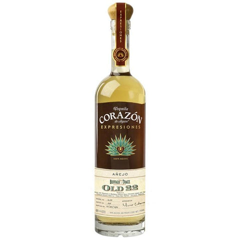 Expresiones Del Corazon Buffalo Trace Distillery Old 22 Anejo - De Wine Spot | Curated Whiskey, Small-Batch Wines and Sakes