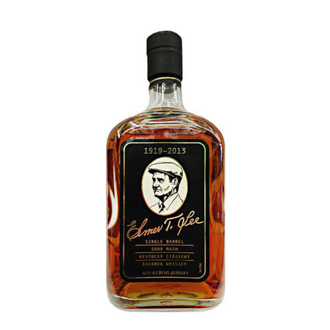 Elmer T. Lee Single Barrel Kentucky Straight Bourbon Whiskey Commemorative Edition | De Wine Spot - Curated Whiskey, Small-Batch Wines and Sakes