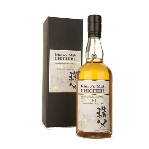 "Chichibu Ichiro's Malt ""The First"" Single Malt Whisky - De Wine Spot 