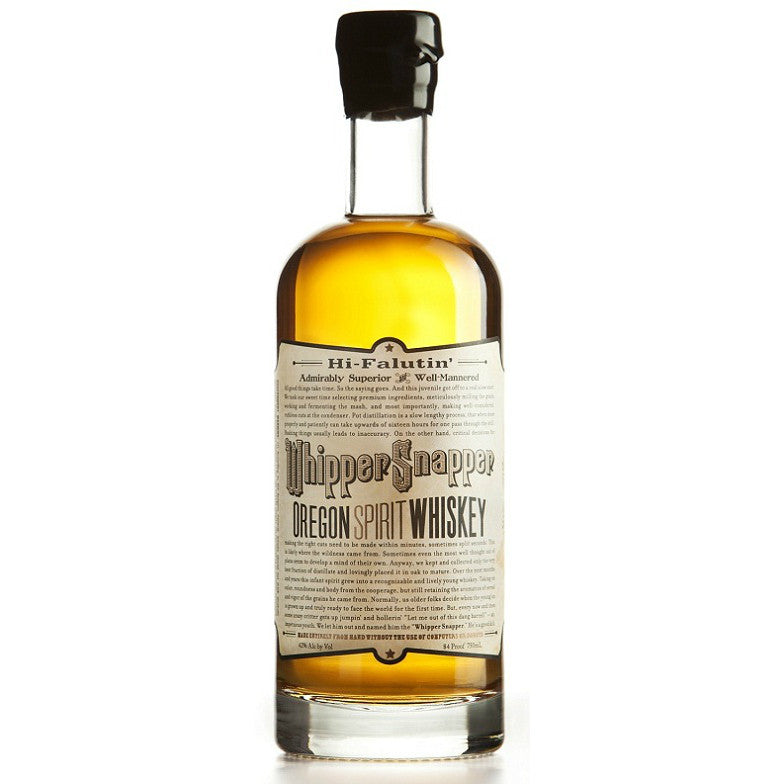 Ransom Spirits Whipper Snapper Whiskey - De Wine Spot | Curated Whiskey, Small-Batch Wines and Sakes
