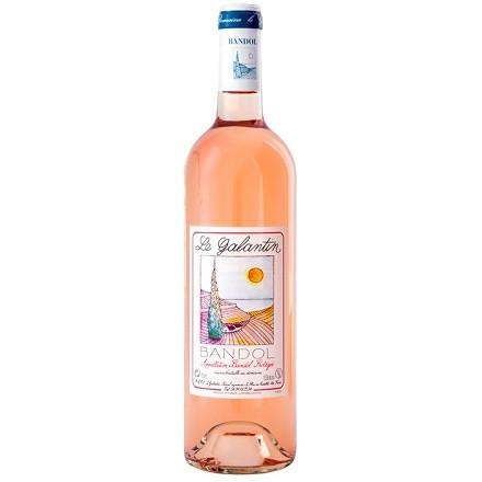 Domaine Le Galantin Bandol Rose - De Wine Spot | Curated Whiskey, Small-Batch Wines and Sakes