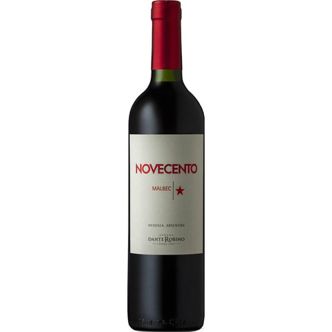 Novecento Malbec | De Wine Spot - Curated Whiskey, Small-Batch Wines and Sakes