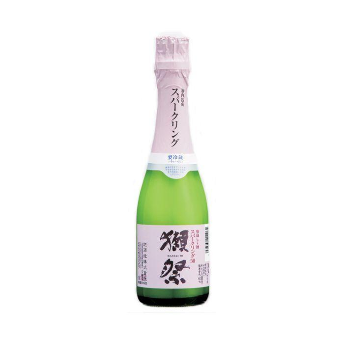 Dassai 50 Sparkling Nigori Junmai Daiginjo Sake - De Wine Spot | Curated Whiskey, Small-Batch Wines and Sakes