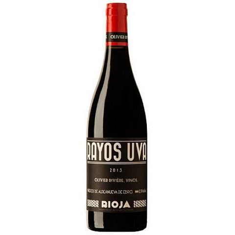 Olivier Riviere Rayos UVA Rioja | De Wine Spot - Curated Whiskey, Small-Batch Wines and Sakes