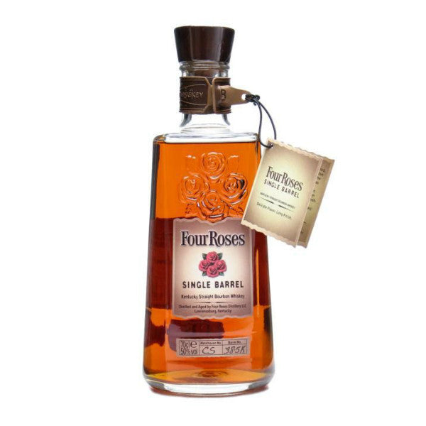 Four Roses Single Barrel Kentucky Straight Bourbon Whiskey - De Wine Spot | Curated Whiskey, Small-Batch Wines and Sake Collection  - 1