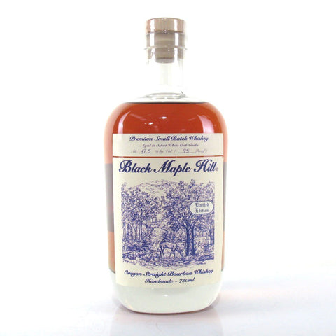 Black Maple Hill Oregon Bourbon Whiskey - De Wine Spot | Curated Whiskey, Small-Batch Wines and Sakes