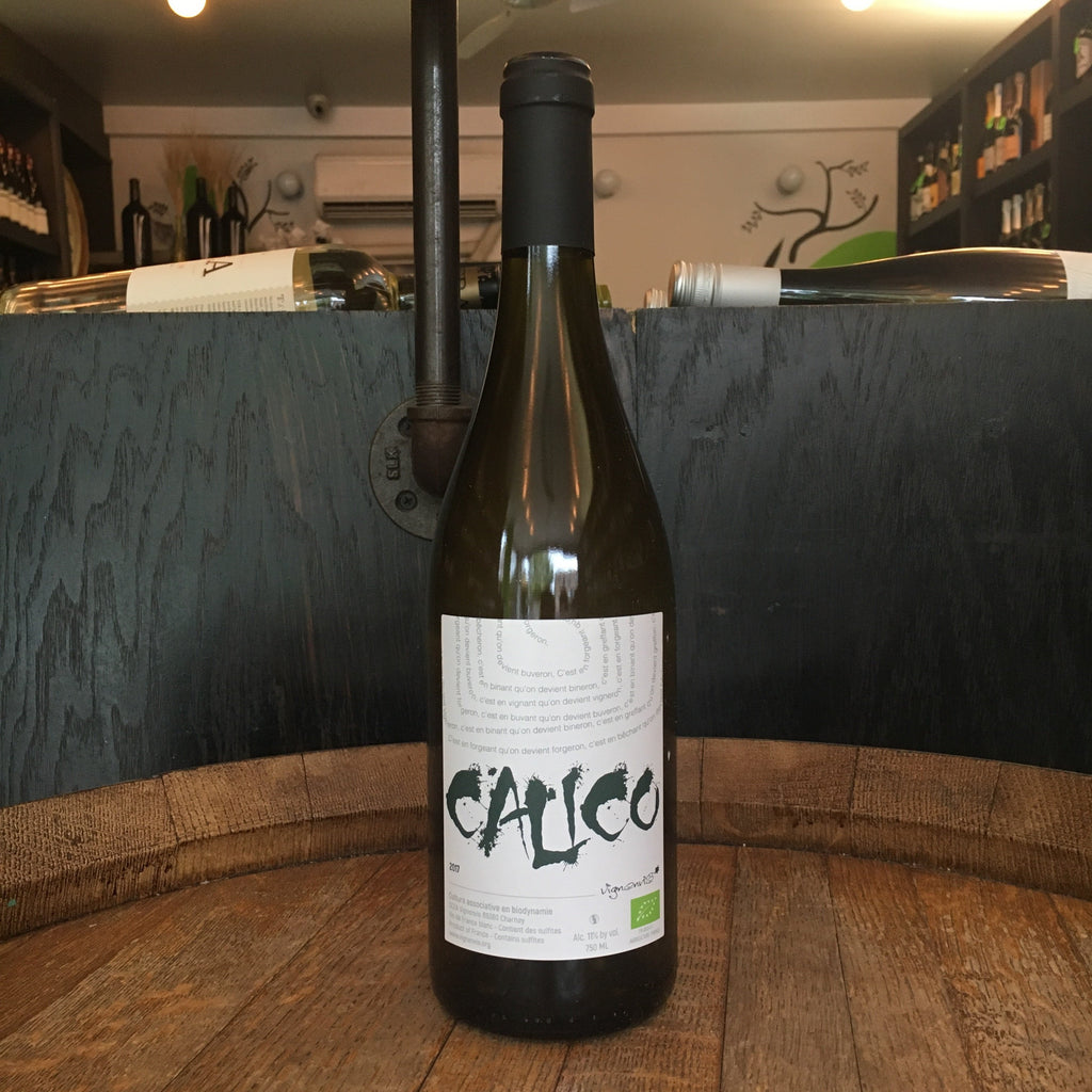 Texier Vignenvie Calico White - De Wine Spot | Curated Whiskey, Small-Batch Wines and Sakes