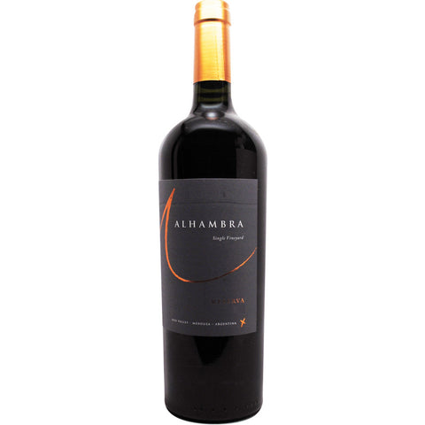 Alhambra Single Vineyard Malbec - De Wine Spot | Curated Whiskey, Small-Batch Wines and Sakes