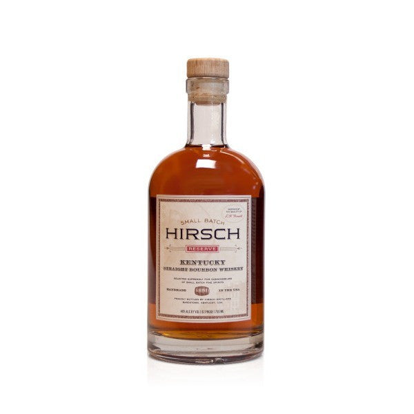 Hirsch Small Batch Reserve Kentucky Straight Bourbon Whiskey - De Wine Spot | Curated Whiskey, Small-Batch Wines and Sakes