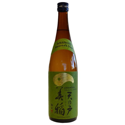 Asamai Shuzo Ama No To Heaven's Door Tokubetsu Junmai Sake - De Wine Spot | Curated Whiskey, Small-Batch Wines and Sakes