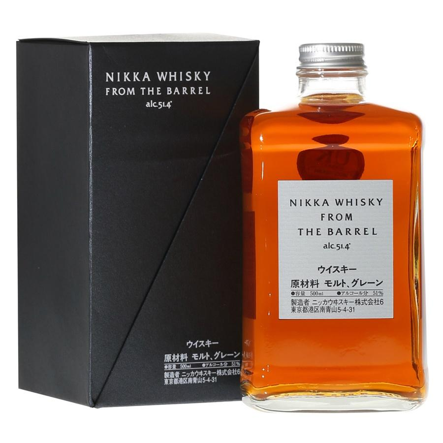 Nikka From The Barrel - De Wine Spot | Curated Whiskey, Small-Batch Wines and Sakes