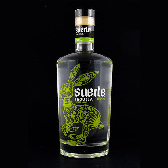 Suerte Tequila Blanco - De Wine Spot | Curated Whiskey, Small-Batch Wines and Sakes