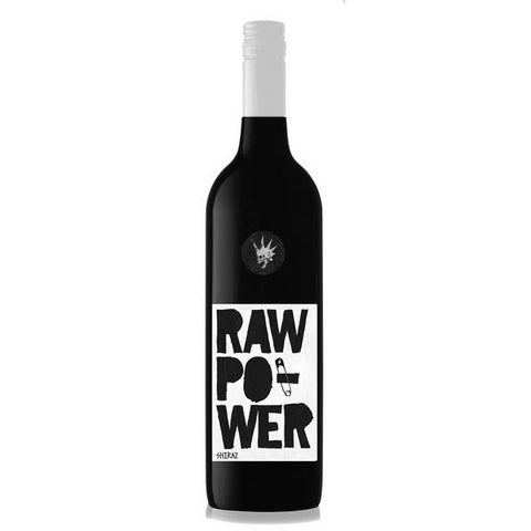 Old Plains Raw Power Shiraz