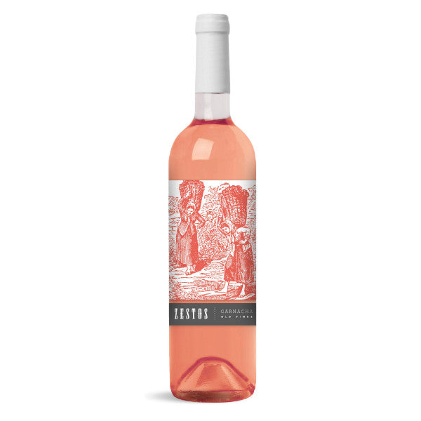 Zestos Rosado | De Wine Spot - Curated Whiskey, Small-Batch Wines and Sakes